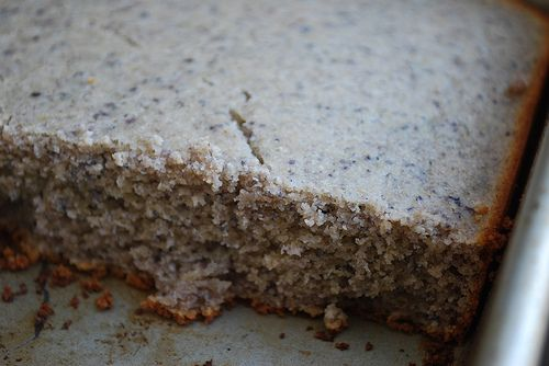 Try this quick and easy sweet cornbread recipe made with blue cornmeal.