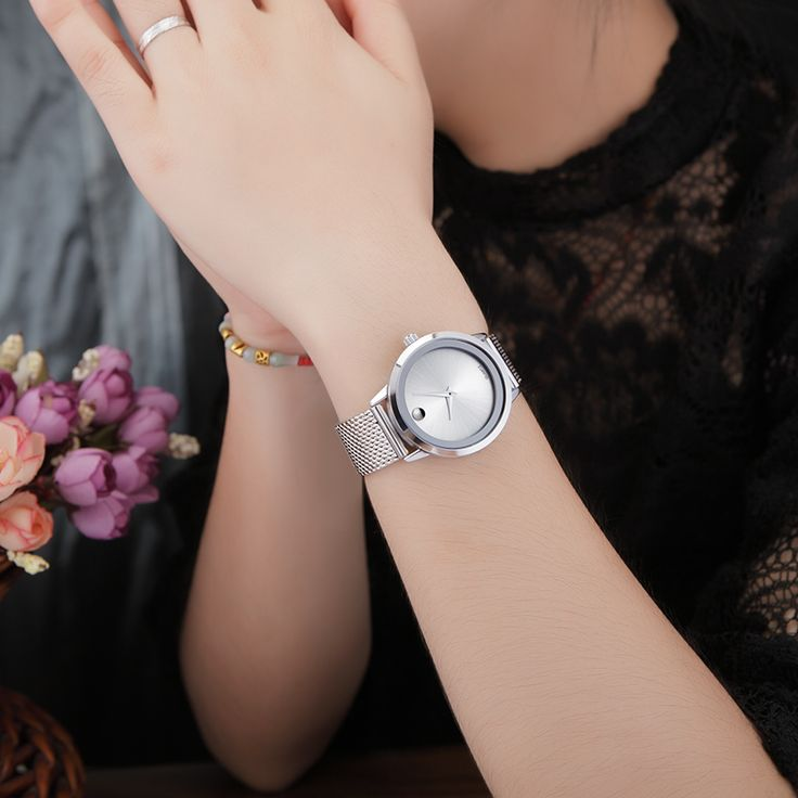 Belbi Luxury Brand Women Watch Men Fashion Steel Alloy Quartz Watches Lady Mens Gold Simple Style Casual Wristwatch Relojes 2016-in Women's Watches from Watches on Aliexpress.com | Alibaba Group