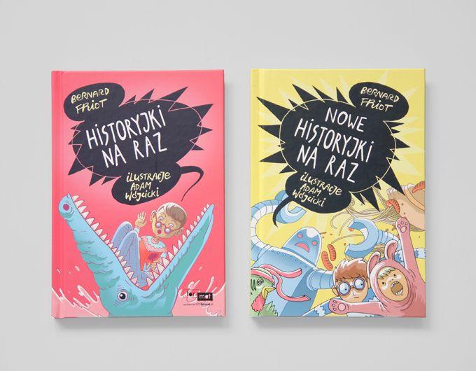Historyjki na raz & Nowe historyjki na raz