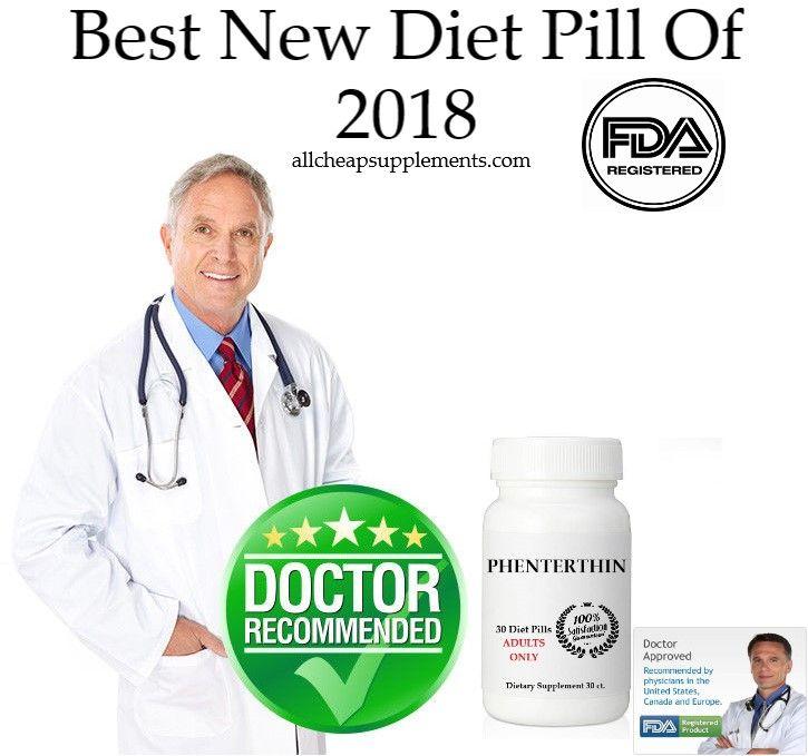 Phenterthin Weight Loss Supplement 30 Diet Pills Weight Loss