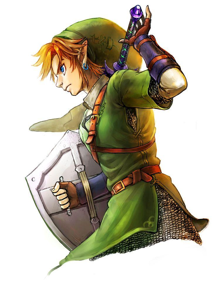 The Legend of Zelda: Twilight Princess / Link