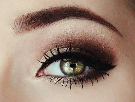 Eyes makeup pic   Woman Hair and Beauty pics