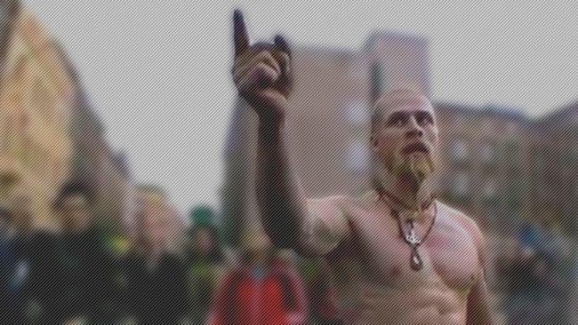 La verdad sobre Techno Viking: Uno de los primeros gifs