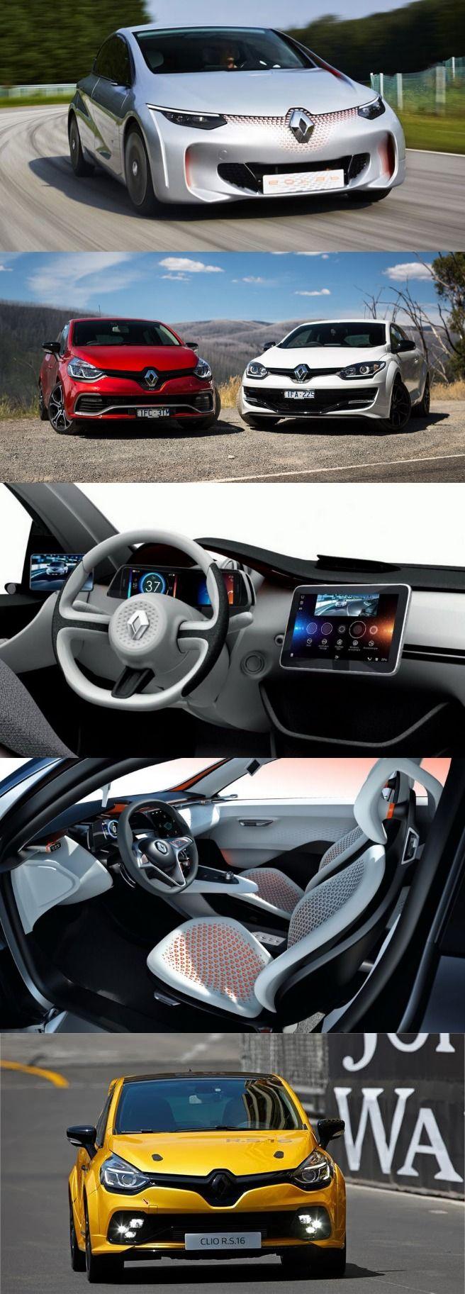 Renault Clio to Introduce with Revolutionary Interior Design.