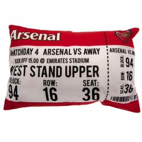 Arsenal F.C. Match Day Cushion