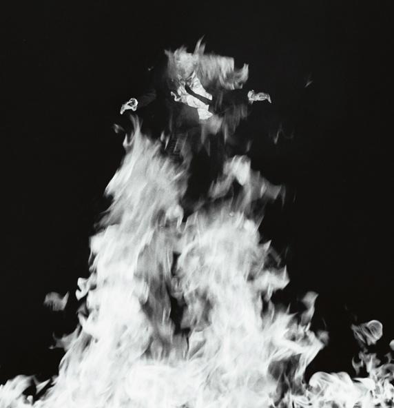 Kazuyoshi Usui: Firestarter