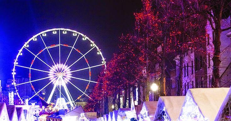 Un paradiso natalizio a #Bruxelles http://blog-it.hotelsclick.com/2014/12/mercatini-di-natale-2014.html