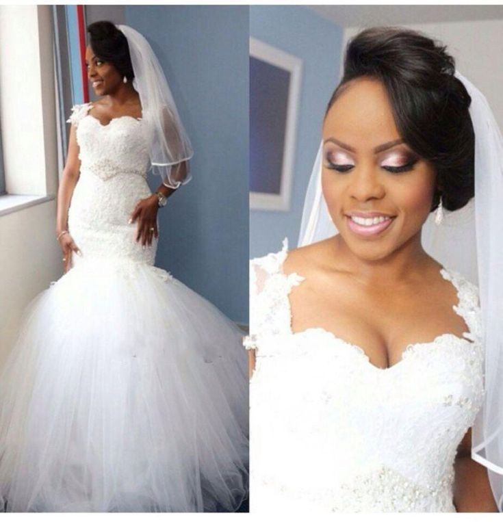 Wedding Ball Gowns 2015 Nigerian Mermaid Wedding Dress Sweetheart Lace Sheer Tulle Church Wedding Gowns Applique Lace Sparking Sash Plus Size Bridal Gowns Corset Wedding Dresses From Anaweddinghouse, $149.74  Dhgate.Com