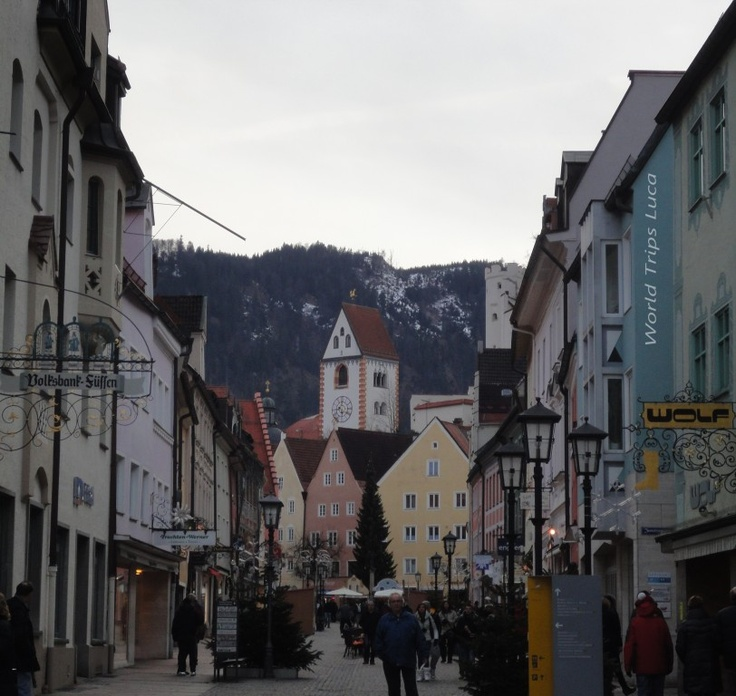 Fussen, Germany.  Been here...want to go back!!!