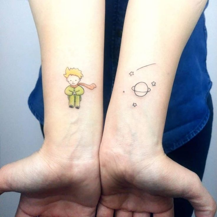 Tatuagens minimalistas que vão te inspirar!   – tatoos