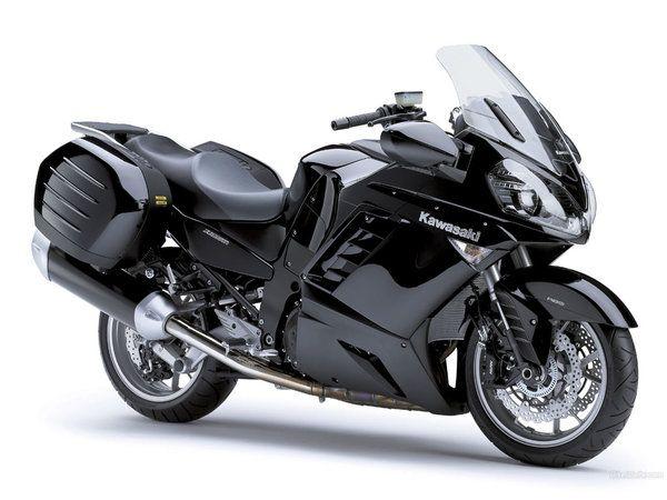 Kawasaki 1400 GTR #motorcycles #motocicletas #motorbikes