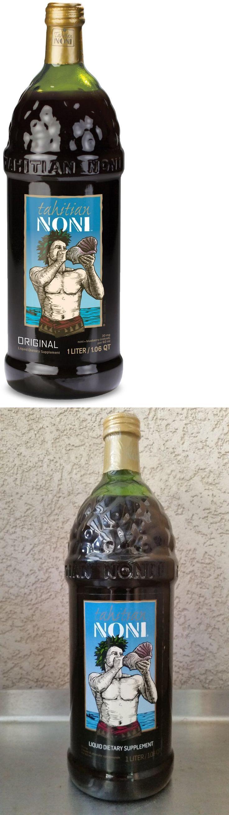 Energy Bars Shakes and Drinks: Tahitian Noni Juice (4) 1 Liter Bottle Case Of Tahitian Noni ® New Morinda Tni -> BUY IT NOW ONLY: $94 on eBay!
