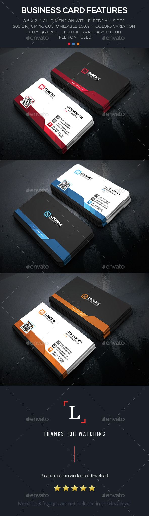 368 best Business Card/ Visiting Card images on Pinterest ...