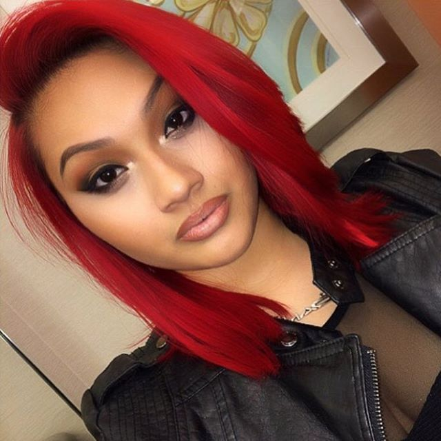 Excellent 1000 Ideas About Red Weave Hairstyles On Pinterest Red Weave Hairstyles For Women Draintrainus
