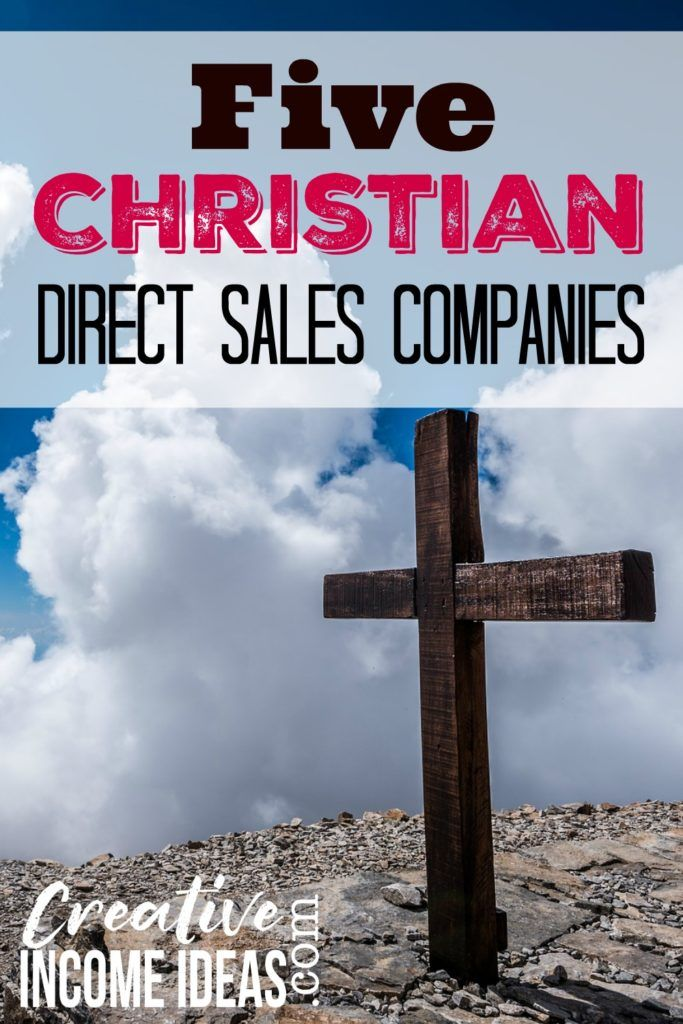 If you are a Christian who wants to join a Christian company, either as a buyer or a seller, these five Christian direct sales companies are a great place to start.