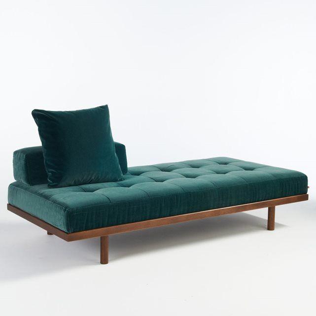1000 id es propos de canap turquoise sur pinterest canap turquoise or - Hauteur assise canape ...
