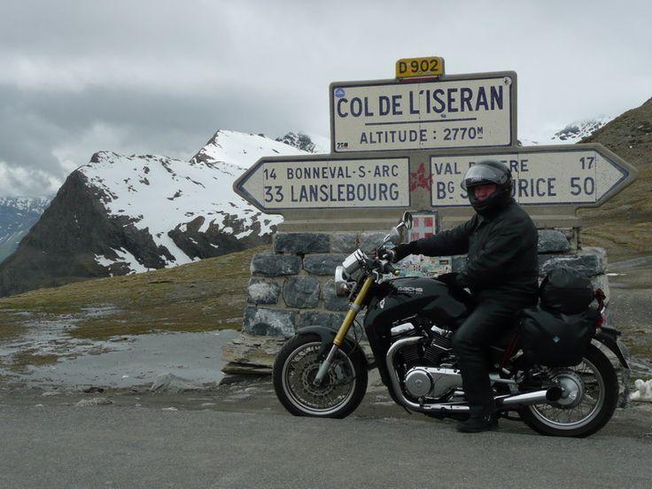 Routes des Grandes Alpes 2011