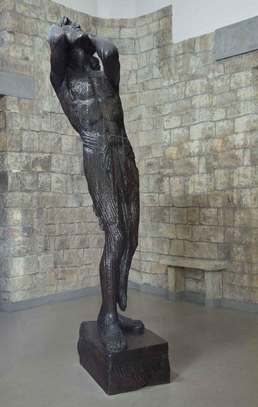 František Bílek: Úžas (1907)