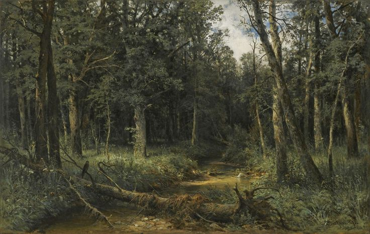 las w malarstwie - Szukaj w Google