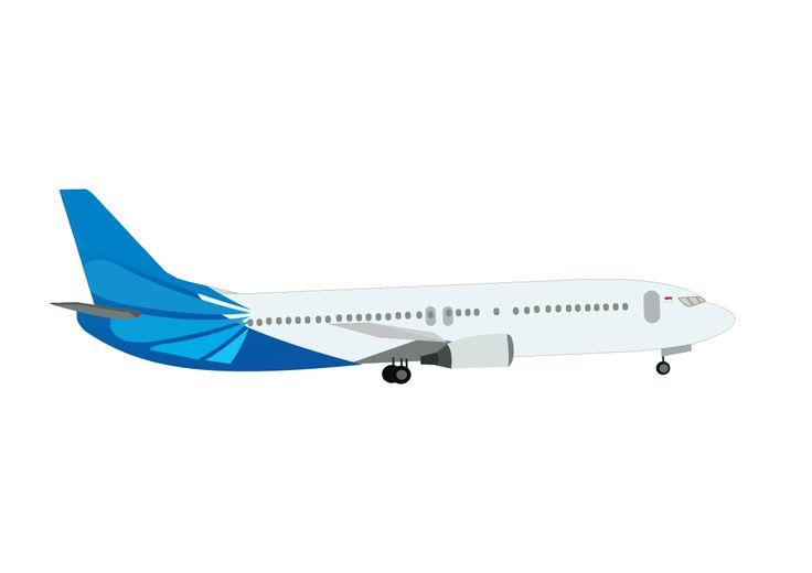 Pesawat Merpati (Rebranding)