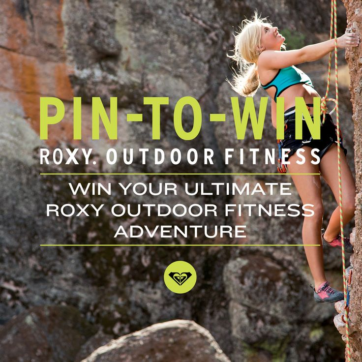 We're celebrating the launch of our NEW ‪#‎ROXYOutdoorFitness‬ collection with a ‪#‎PinToWin‬ contest!   Show us how you're falling for adventure for a chance to WIN $1000 + a prize pack (2 will win!)
