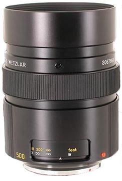 Leica 500/8 MR-Telyt-R camera lens? Ga naar Cameraland.nl!
