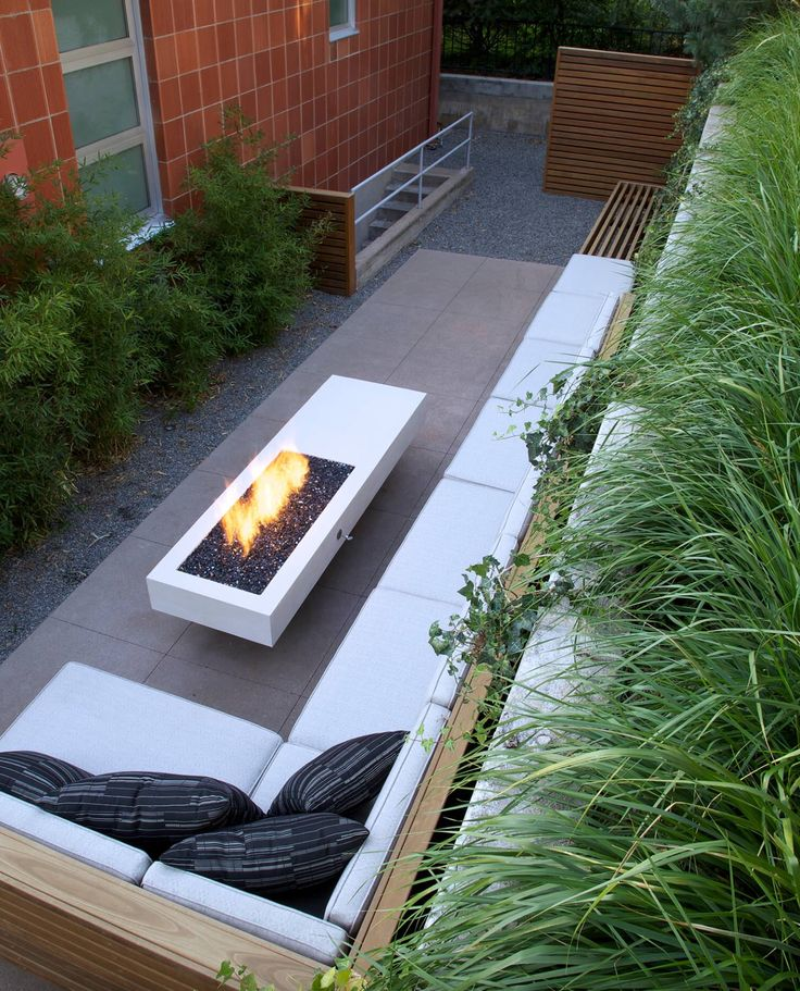 Outdoor gas heater would look fantastic in alfresco area