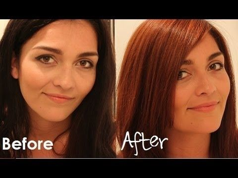 How to: Hair Color Removal NO DAMAGE!! SUMMARIZE:works really well! 15+ capsules of vitamin c, crushed and 1c shampoo, ( for shoulder length or longer hair) apply with 1 lemons juice, and let sit for hour or more, will lighten 1-2 shades, use less , if less than whole head
