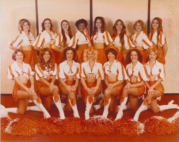 1976 - The original Buccaneers Cheerleaders