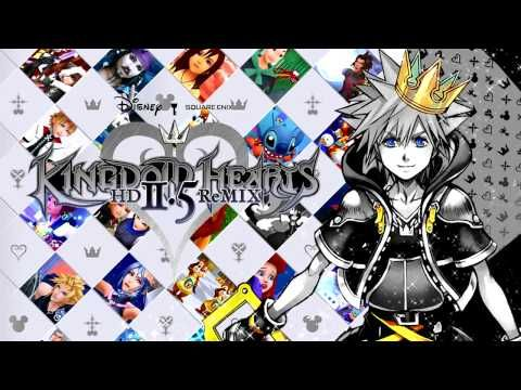 Tension Rising - KINGDOM HEARTS HD 2.5 ReMIX — Soundtrack Extended - YouTube
