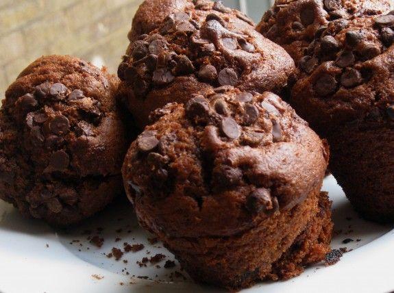 Νηστίσιμα muffins