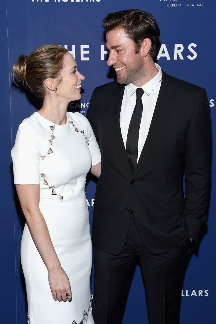 16 of Emily Blunt and John Krasinki's Cutest Couple Moments