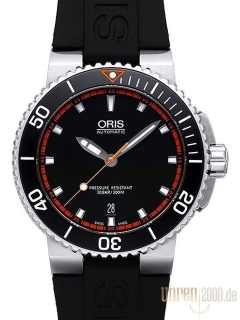 Oris Aquis Date 43mm 01 733 7653 4128-07 4 26 34EB