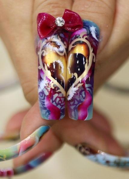Arte in punta di dita