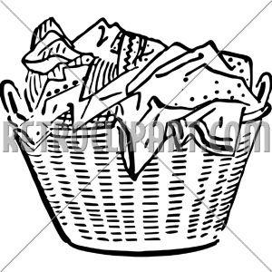 Empty Laundry Basket Clipart 52 best images ...