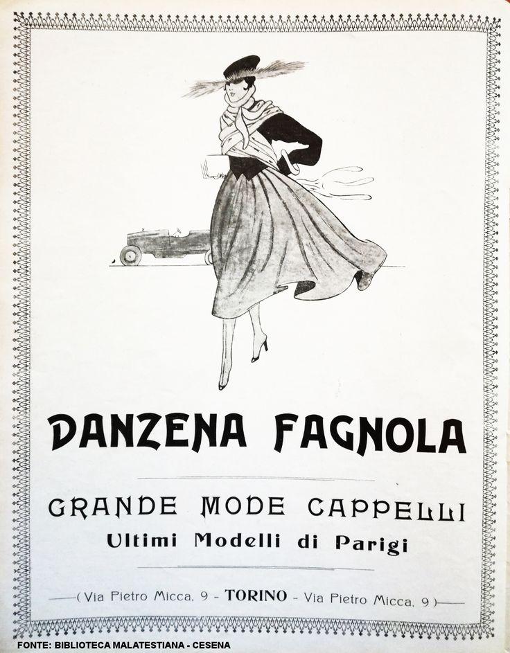 Reclame del 1917 #fashion