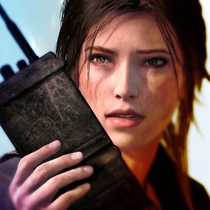 #LaraCroft #TombRaider                                                       …