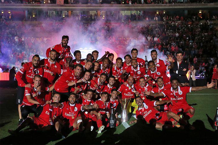 Supertaça Benfica x Vitória SC