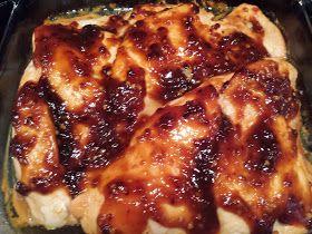 Deidra Penrose, clean eating recipes, healthy recipes, hot honey chicken