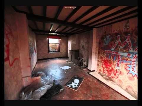 Grafite ocupada cidade abandonada na Bélgica | #Bélgica, #Doel, #Grafite, #VazamentoNuclear