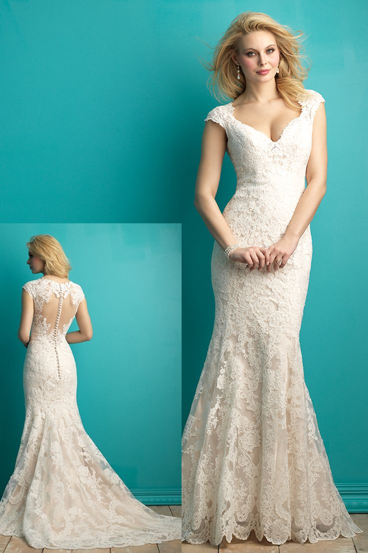 Fancy Allure Bridal Gown Price Range Sketch - All Wedding Dresses ...