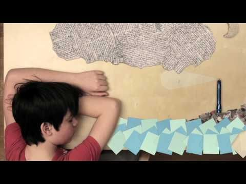 Waves of emotion stop motion - YouTube