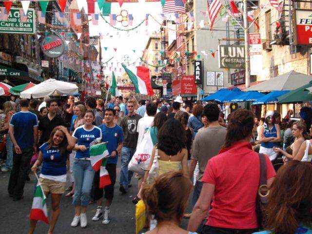 Little Italy – Manhattan | jovinacooksitalian