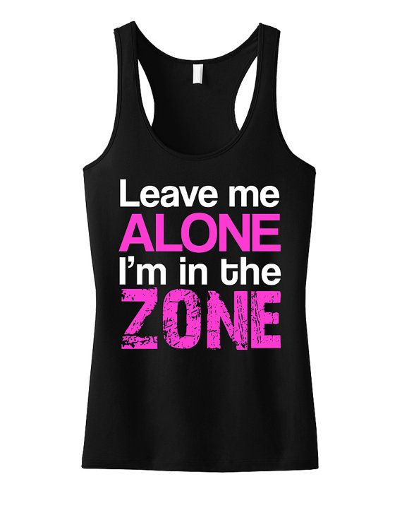 In the ZONE #Tank Top #Workout Clothing by #NobullWomanApparel, for only $24.99! Click here to buy https://www.etsy.com/listing/190437255/in-the-zone-tank-top-workout-clothing?ref=shop_home_active_23