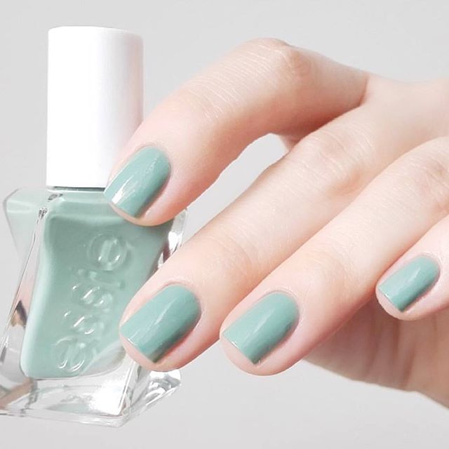 19 best essie gel couture images on Pinterest   Nail polish, Nail ...