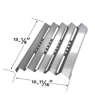Grillpartszone- Grill Parts Store Canada - Get BBQ Parts,Grill Parts Canada: Fiesta Heat Plate | Replacement Stainless Steel He...