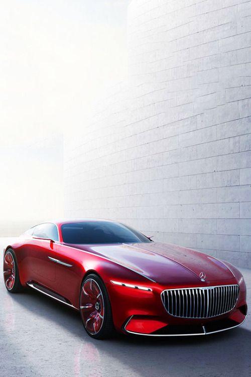 Vision Mercedes-Maybach 6 (#FTA) Yes or no?