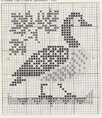 Duck • A Prairie Schooler Pattern