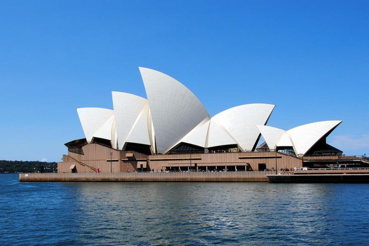 Sydney Opera House: Human or natural ?