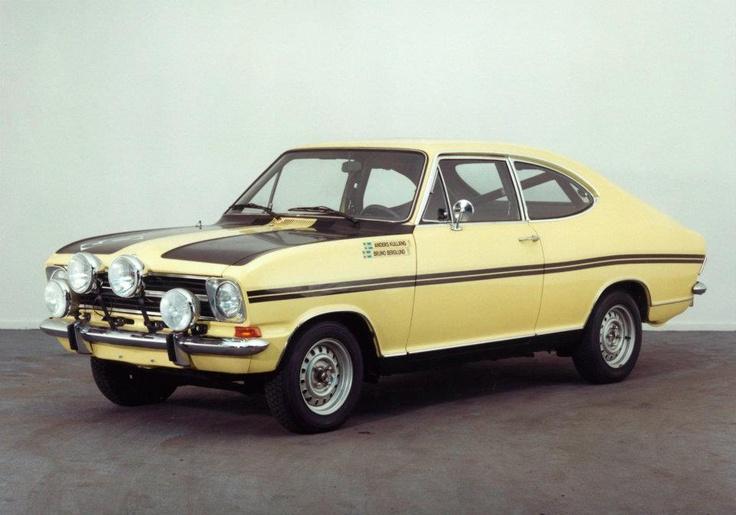 Opel Kadett - 1970